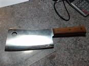 "ALFRED ZANGER Kitchen Knife 6"" CLEAVER"